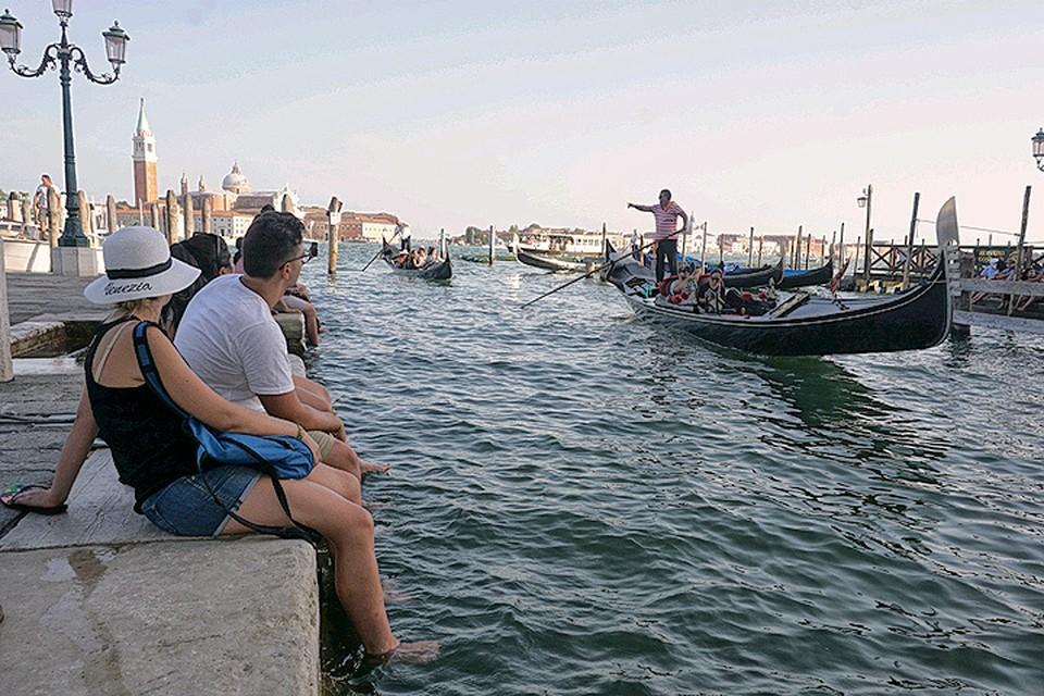 В Венеции введут ряд штрафов, которые могут не понравиться туристам.
