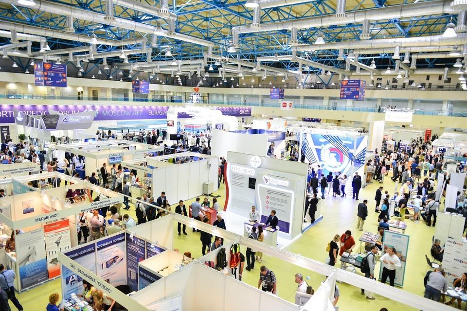 Евразийский ортопедический форум собрал много участников!