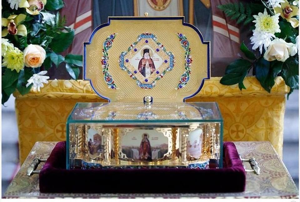 Мощи святых пробудут в Самаре до 7 июля