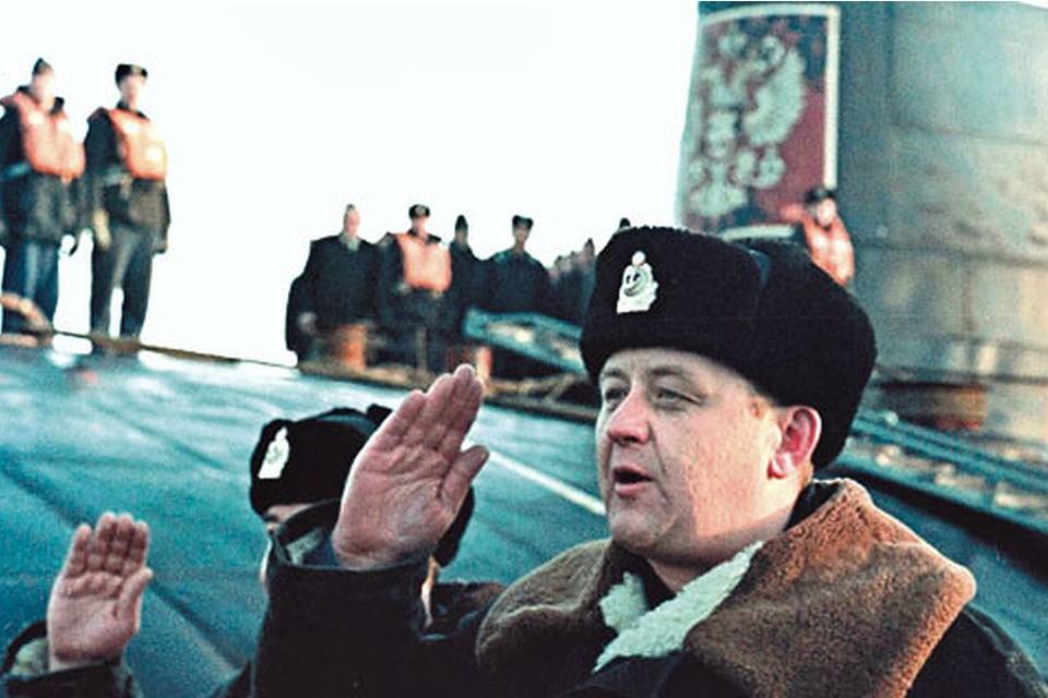 Геннадию Петровичу Лячину посмертно присвоили звание Героя России