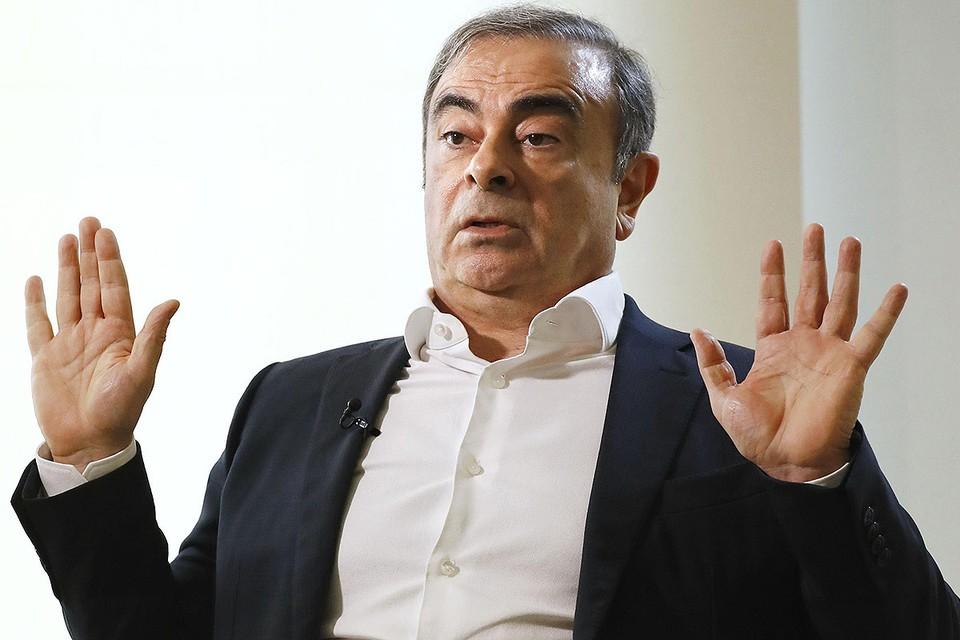 Японская прокуратура обвинила главу Nissan в сокрытии доходов в размере 80 млн долларов.