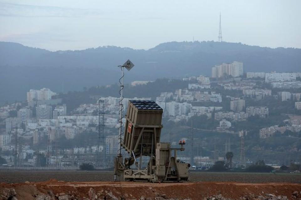 """Одна из ракет была перехвачена системой ПВО """"Железный купол"""","""