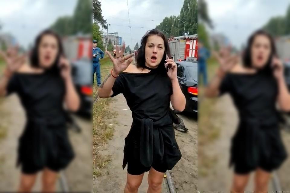 Пьяная виновница ДТП танцевала рядом с жертвами