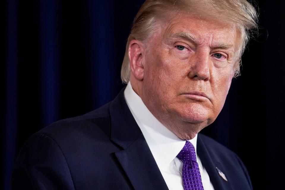Экс-президент США Дональд Трамп.