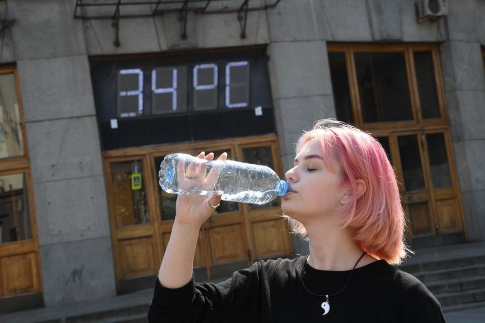 Погода на 30 июля 2021 года в Краснодаре: египетская жара придет на Кубань