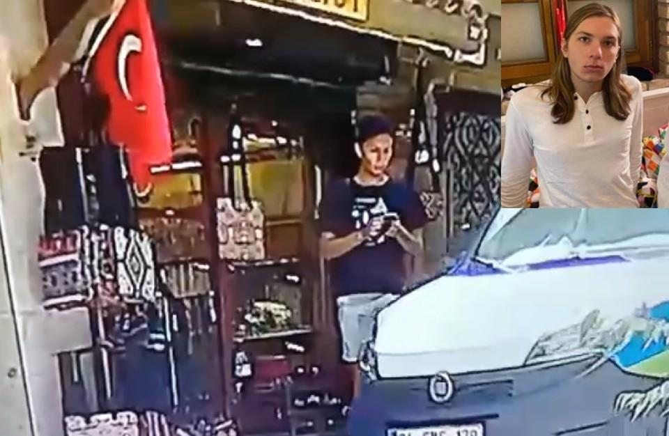 Студент пропал в Турции Фото: предоставлено родителями