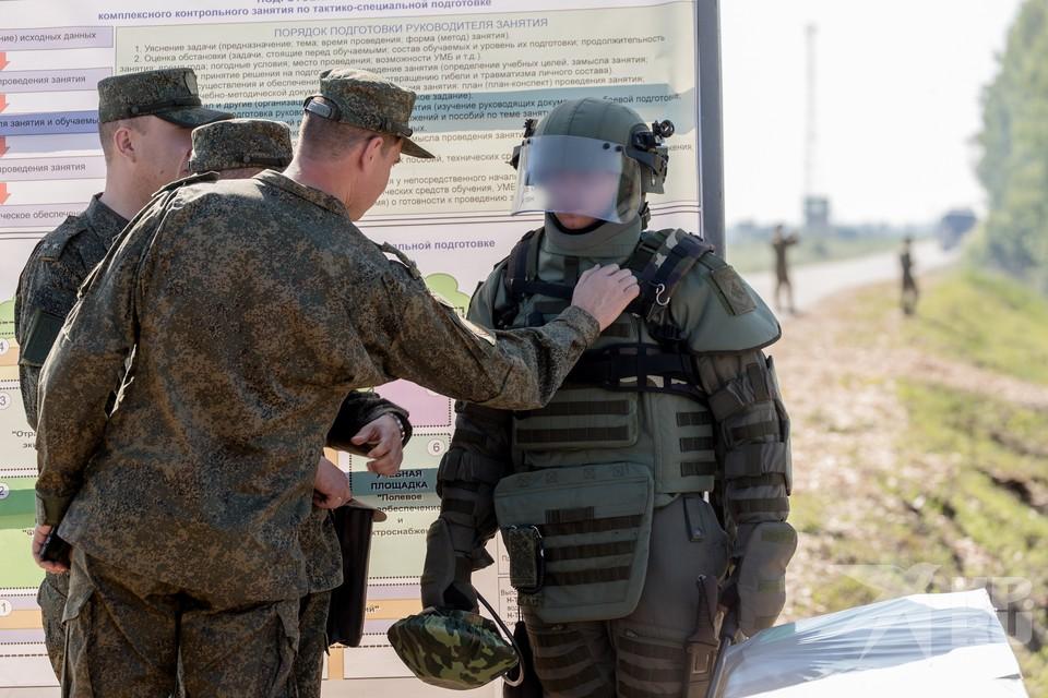 В Рязани рассмотрели дело офицера, после увольнения которого не досчитались подрывных машин.