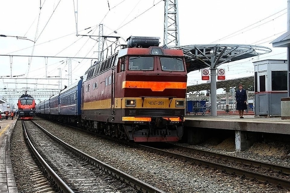 Поезд в Москву отправится в 19:00.