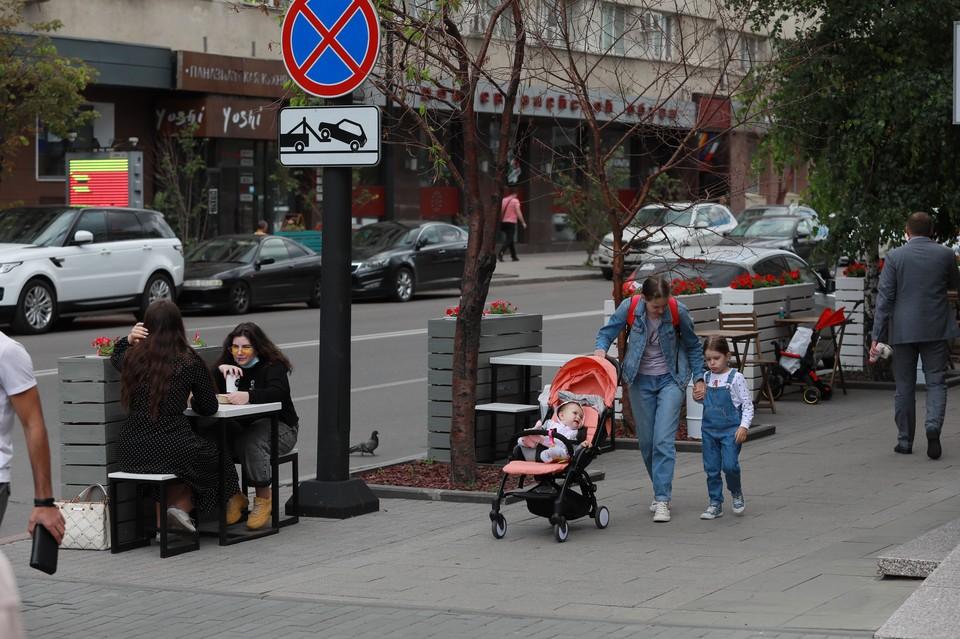 В Роспотребнадзоре рассказали, какой воздух был в Красноярске в августе