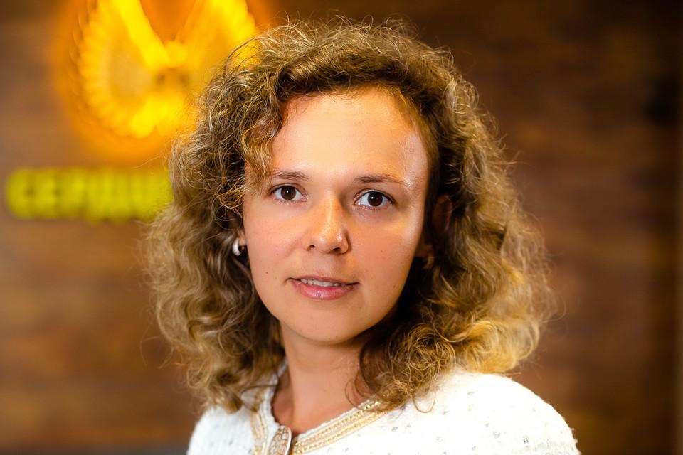 Жанна Хайрединова - лидер партии Родина в Липецкой области.