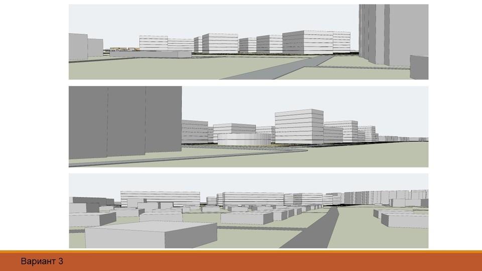 Новый жилой комплекс с детским садом на 250 мест планируют построить в Автозаводском районе. Фото: ООО «Проектная компания «Горпроект»