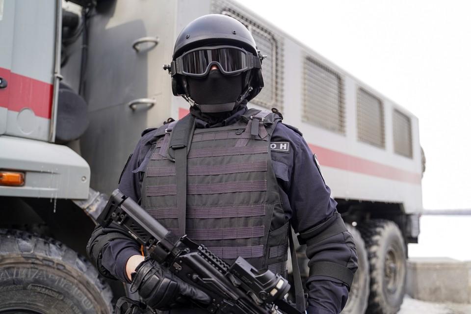 Сотрудники ФСБ пресекли противоправную деятельность