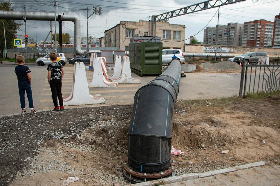 В Хабаровске перекрыто движение в сторону центра города