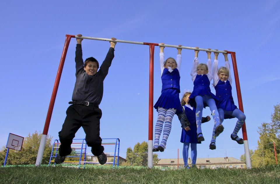 По словам родителей учеников, многие дети простыли на холоде