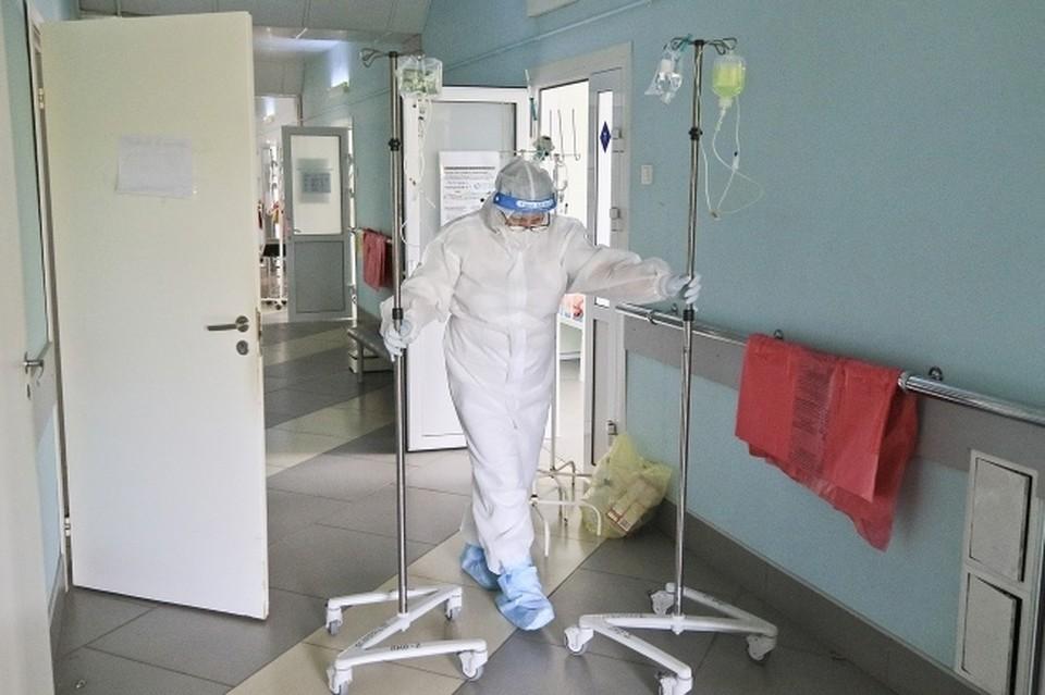 В Новосибирская область получит около 160 миллионов рублей на выплаты медикам.
