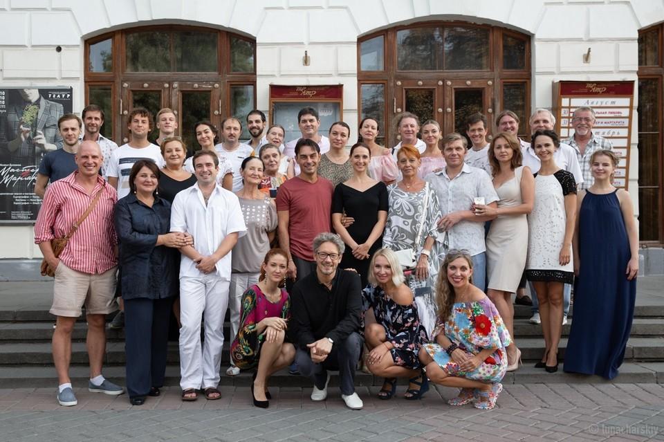 Союз единомышленников и творцов. Фото: «ВКонтакте»