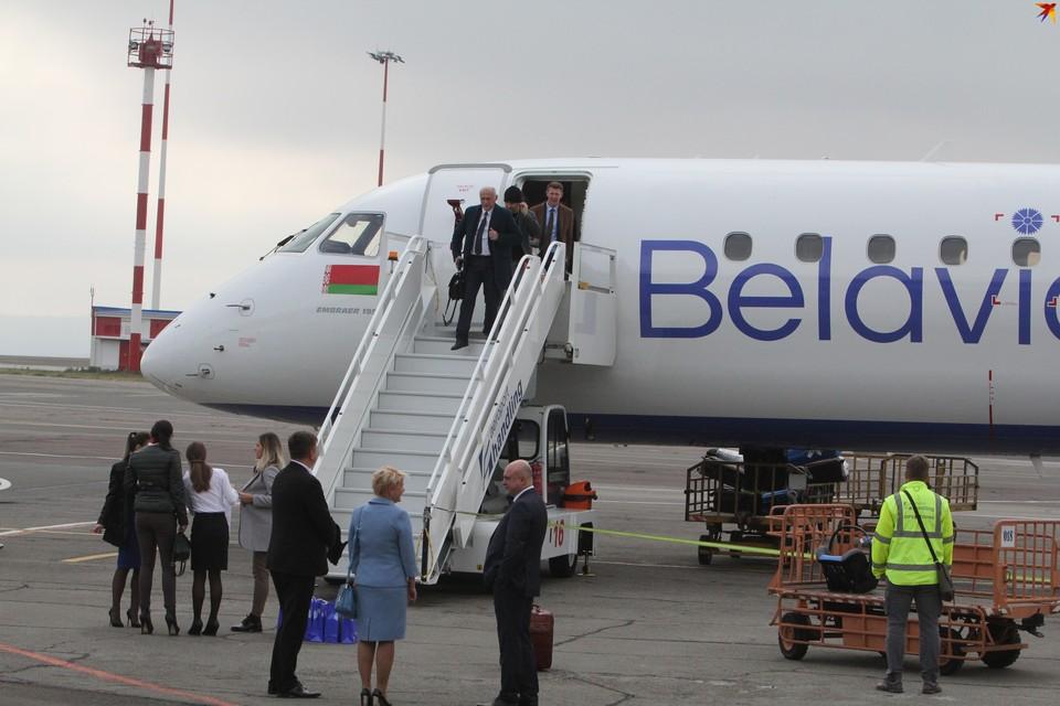 """Иностранцам въезжать в Беларусь по безвизу теперь можно не только через Национальный аэропорт """"Минск""""."""