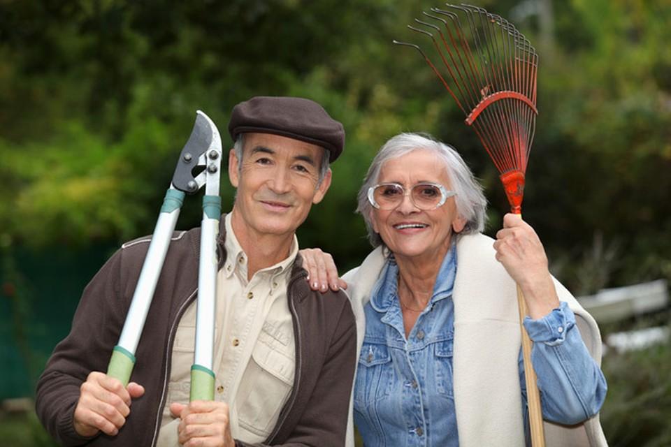 Основная зона риска инсульта – бабушки и дедушки.