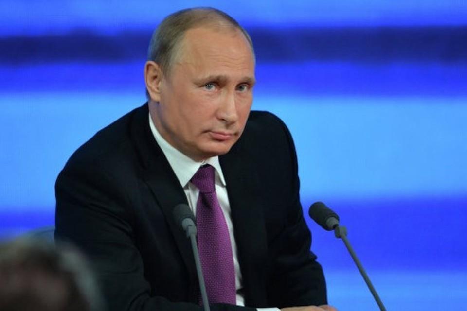 Путин: Киев не спешат выполнять минские соглашения