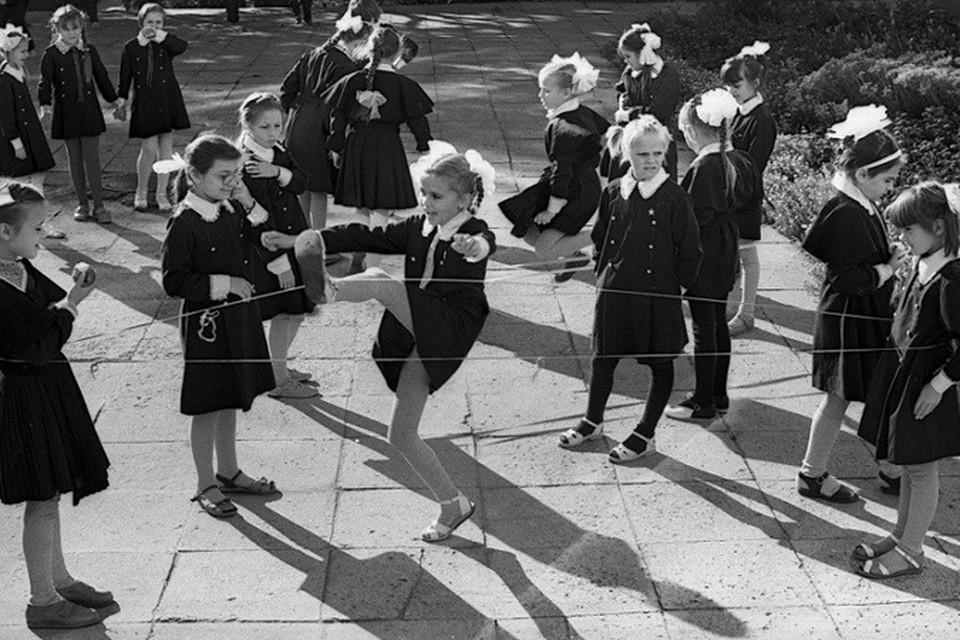 Что делали советские школьники после уроков. Фото: babyblog.ru