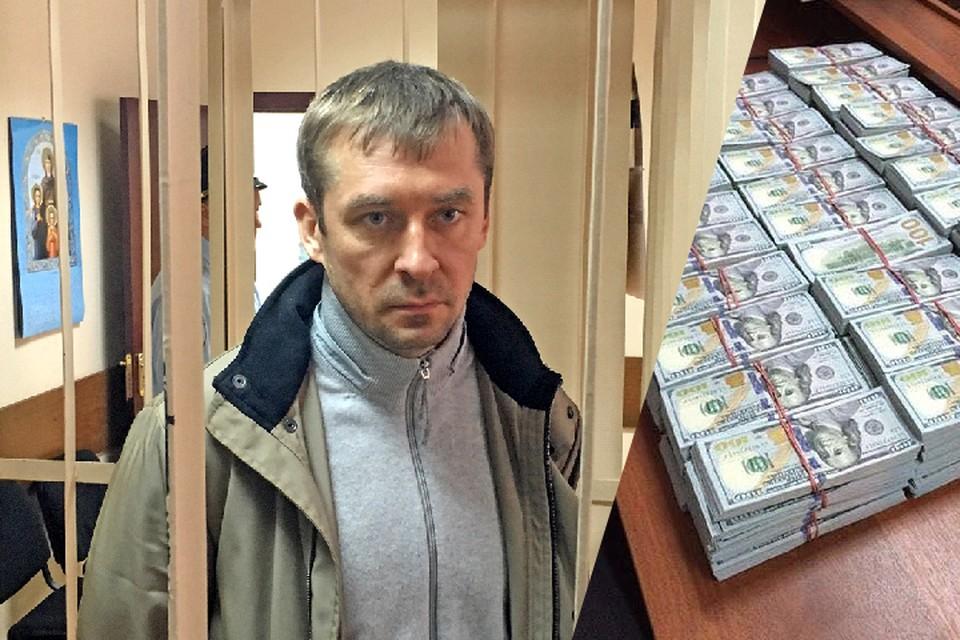 Захарченко находился около года в разработке Управления собственной безопасности МВД России и соответствующего подразделения в ФСБ. ФОТО: Оперативная съемка, предоставлено kommersant.ru и Павел Клоков